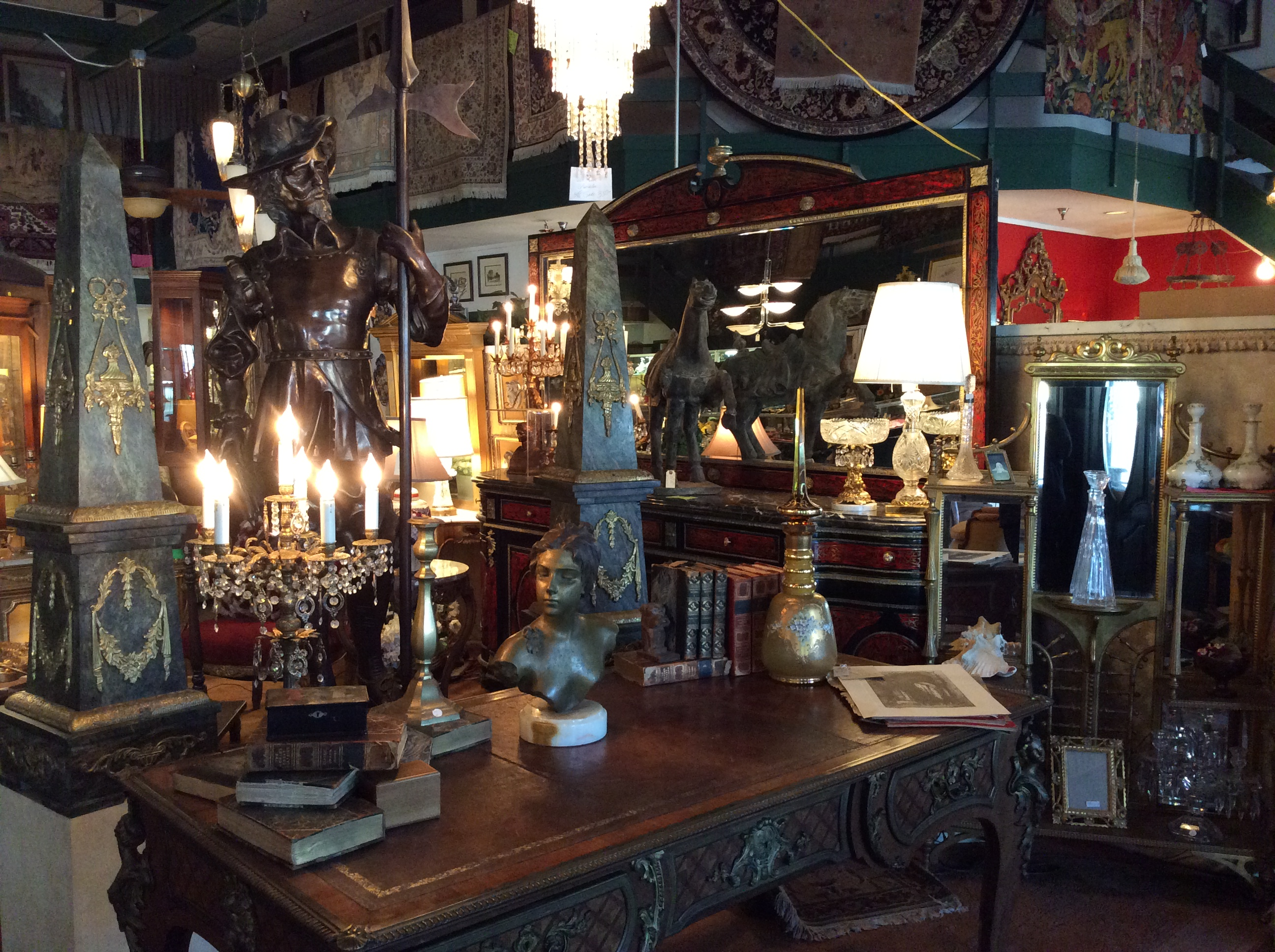 Fresno Antiques Chesterfields Antiques And Consignments